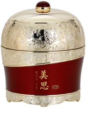 Missha MISA Cho Gong Jin crema hidratanta orientala din plante anti-imbatranire