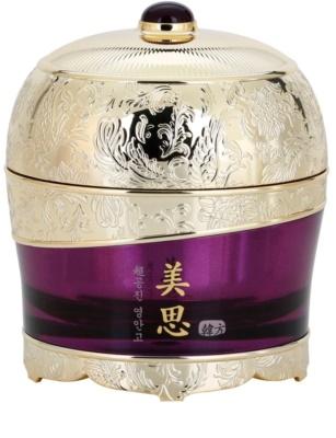Missha MISA Cho Gong Jin prémiový orientální bylinný pleťový krém proti stárnutí