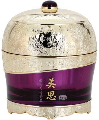 Missha MISA Cho Gong Jin prémium orientális növényi arckrém öregedés ellen