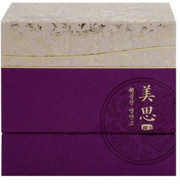 Missha MISA Cho Gong Jin premijska orientalska zeliščna krema za obraz proti staranju 3