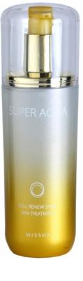 Missha Super Aqua Cell Renew Snail hranilna emulzija s polžjim ekstraktom