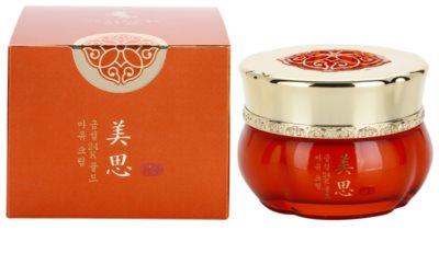 Missha MISA Geum Sul 24K Gold tápláló hidratáló krém ránctalanító hatással 2