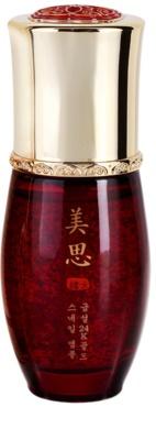 Missha MISA Geum Sul 24K Gold protivráskové sérum s hlemýždím extraktem a zlatem