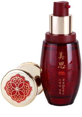 Missha MISA Geum Sul 24K Gold сироватка проти зморшок з екстрактом равлика та золотом 1