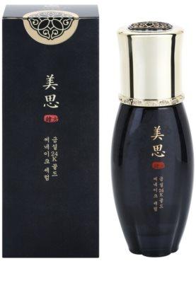 Missha MISA Geum Sul 24K Gold Hautelixier mit Schlangenserum und Gold 2