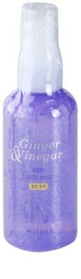 Missha Ginger & Vinegar dezodorant v pršilu za noge