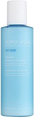 Missha Super Aqua Ice Tear emulsión facial hidratante