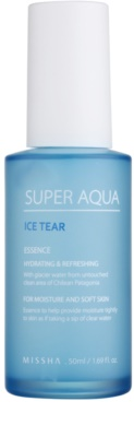 Missha Super Aqua Ice Tear essência facial altamente hidratante