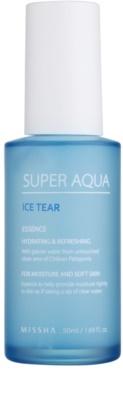Missha Super Aqua Ice Tear extra feuchtigkeitsspendende Essenz für das Gesicht