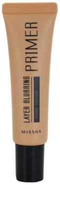 Missha Layer Blurring Make-up-Grundlage für perfekte Haut
