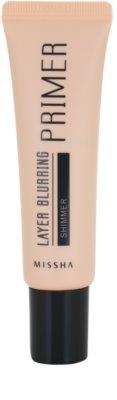 Missha Layer Blurring posvetlitvena podlaga za make-up