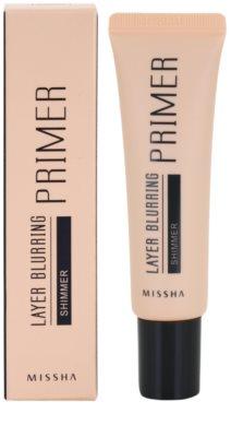 Missha Layer Blurring роз'яснююча основа для макіяжу 1