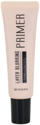 Missha Layer Blurring podlaga za poenotenje tona kože