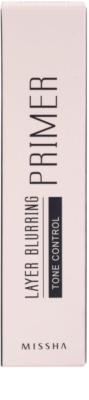 Missha Layer Blurring podlaga za poenotenje tona kože 2