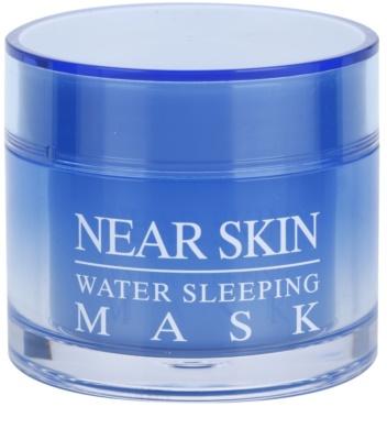 Missha Near Skin Water Sleeping máscara de noite hidratante para pele perfeita