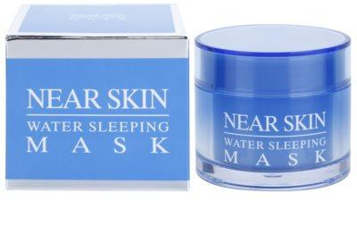 Missha Near Skin Water Sleeping нощна хидратираща маска за перфектна кожа 1