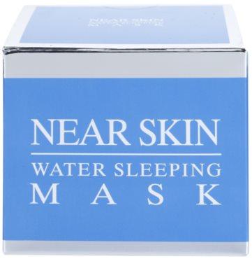 Missha Near Skin Water Sleeping éjszakai hidratáló maszk a tökéletes bőrért 2