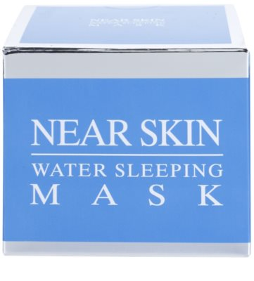 Missha Near Skin Water Sleeping нощна хидратираща маска за перфектна кожа 2