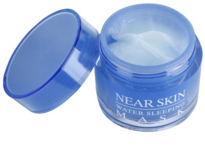 Missha Near Skin Water Sleeping нощна хидратираща маска за перфектна кожа 3