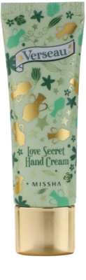 Missha Love Secret crema de maini