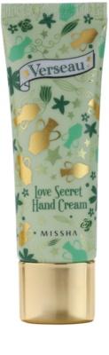 Missha Love Secret creme de mãos