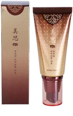 Missha MISA Cho Bo Yang BB krém pro dokonalý vzhled 1