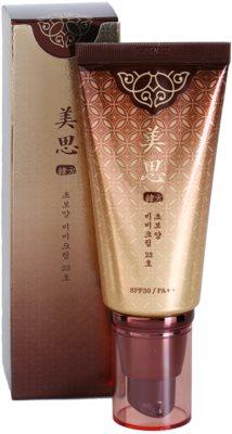 Missha MISA Cho Bo Yang BB krém pro dokonalý vzhled 2
