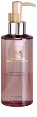 Missha M Perfect Cover głęboko oczyszczający olejek