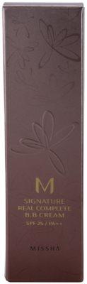 Missha M Signature Real Complete ВВ крем за безупречен изравнен тен на кожата 3