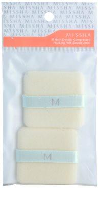 Missha M Signature Real Complete esponja de base  2 pçs