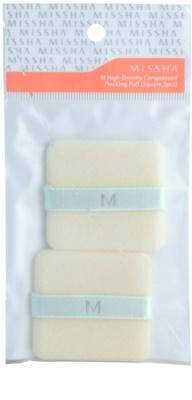 Missha M Signature Real Complete make-up houbička 2 ks