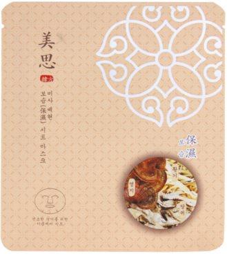 Missha Misa Yei Hyun geflochtene orientalische Maske Feuchtigkeit spendend