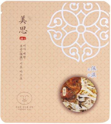Missha Misa Yei Hyun hoja de mascarilla oriental  hidratante
