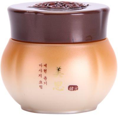 Missha Misa Yei Hyun Crema scrub pentru masaj din plante orientale