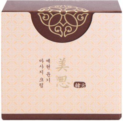 Missha Misa Yei Hyun Peeling-Creme zum Massieren mit orientalischen Kräutern 2