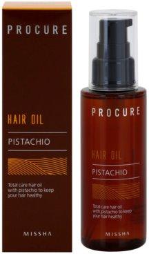 Missha Procure Pistazien-Haaröl für ein gesundes Aussehen 1