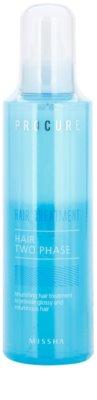 Missha Procure spray de cuidado para o cabelo para volume e brilho