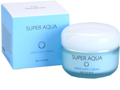 Missha Super Aqua Gel-Creme mit feuchtigkeitsspendender Wirkung 3