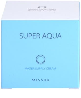 Missha Super Aqua gel crema cu efect de hidratare 4
