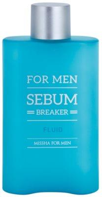 Missha For Men Sebum Breaker fluid pentru ten gras