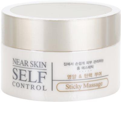 Missha Near Skin Self Control pleťový masážní krém