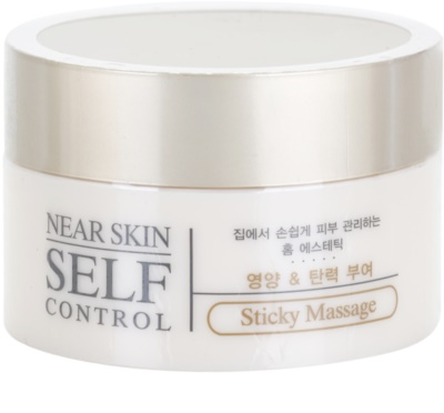 Missha Near Skin Self Control масажен крем за лице
