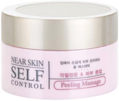 Missha Near Skin Self Control masaj facial exfoliant