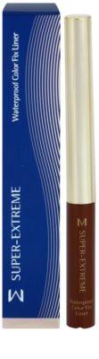 Missha M Super Extreme eyeliner rezistent la apa 2