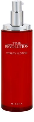 Missha Time Revolution revitalisierende Bodylotion 1