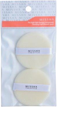 Missha The Style make-up houbička 2 ks