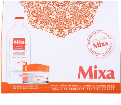 MIXA Anti-Dryness kozmetični set I. 1