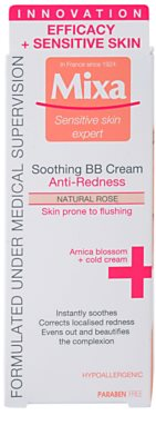 MIXA Anti-Redness crema BB 2