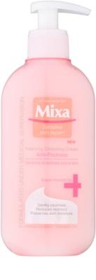 MIXA Anti-Redness jemný čisticí pěnivý krém