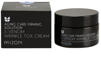 Mizon Aging Care Firming Solution Anti-Faltencreme mit Schlangengift 2